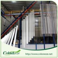 Quality Manufactured in China White Color Vertical Complete Powder Coating Line wholesale