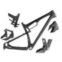 "Best 29"" Superlight MTB MOUNTAIN FULL SUSPENSION CARBON FRAME LCFS903 for Trail XC wholesale"