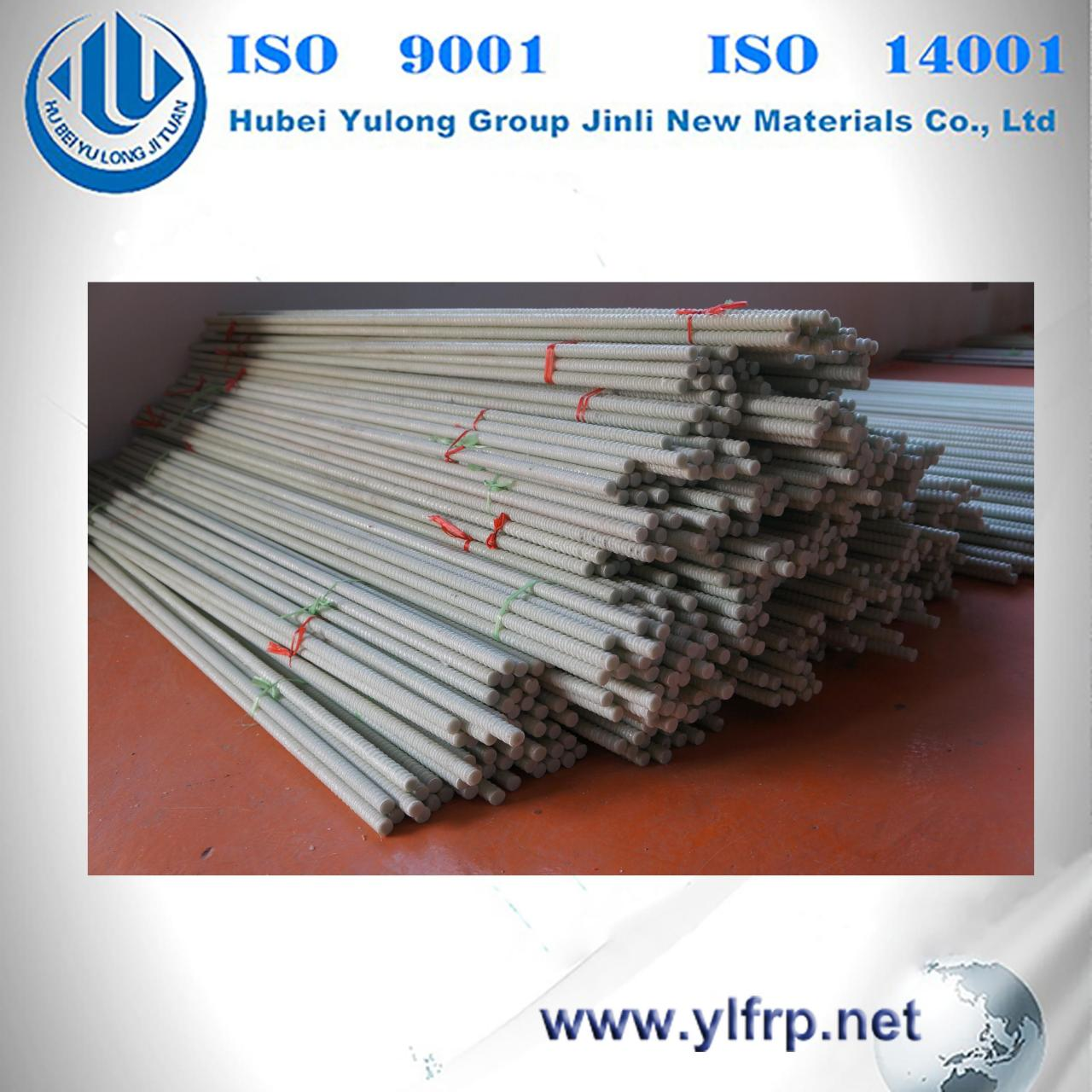 Best FRP Threaded re-bar wholesale