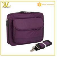 Best 2015 custom purple 17.3 inch laptop bags, different colors custom laptop bag wholesale