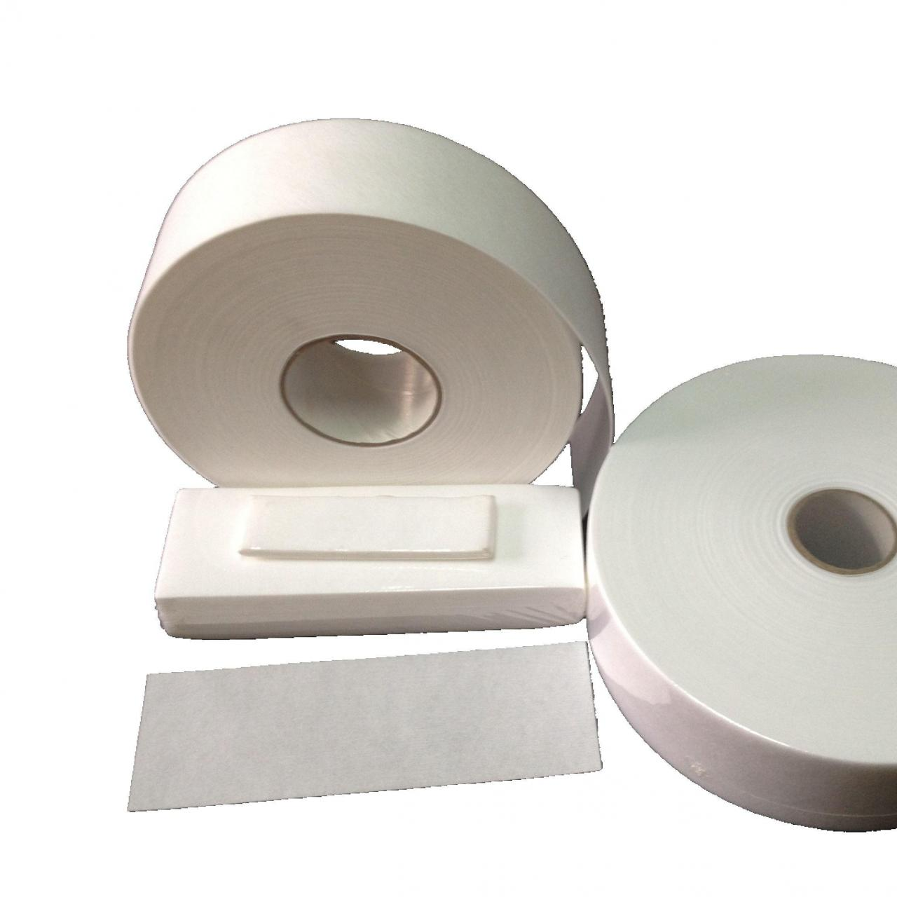 China Nonwoven/cotton waxing strips Item No:7*20cm,7.5*22cm on sale