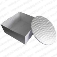 Quality Cake packing round silver cake board cake board wholesale