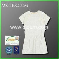 Best Dresses Ruffled little raglan sleeve girl_s Jersey t-shirt dress OEM, OEKO-TEX,ISO9001 wholesale