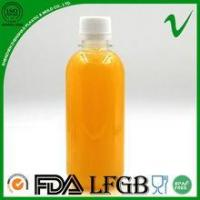 Best clear wholesale good quality 250ml pet juice bottle for beverage packaging wholesale