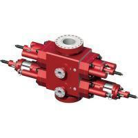 Best U type Well Head Equipment , Single / Double Ram Blowout Preventer wholesale