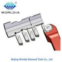 Best Diamond Cutting Tool PCD Grooving Insert wholesale