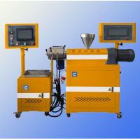 Best Filter testing machine SY-6216-BGLab single screw extruder/Filtrability test wholesale