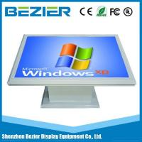 Best 42'' tft pc all in one touch screen kiosk totem lcd display wholesale