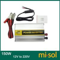 Best AU socket 150W Power inverter DC 12V to AC Adapter car charger laptop USB power supply wholesale