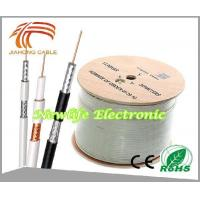 Best 75ohm RG6 Coaxial Cable CCS/60% Coverage 1000FT wholesale