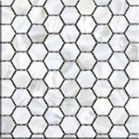 Best Natural crafts Freshwater MOP Shell Mosaic Wall Tile wholesale