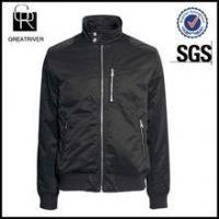 Best Lightly padded bomber jacket with a stand up collar wholesale