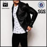 Best Mens Fashion Black Bryant Jacket wholesale