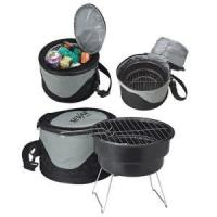 Buy cheap Agriculture & Food portable bbq with cooler bag BBQ Cooler from wholesalers