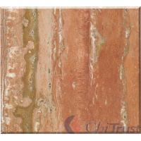 Quality Stone Materials Red Travertine wholesale