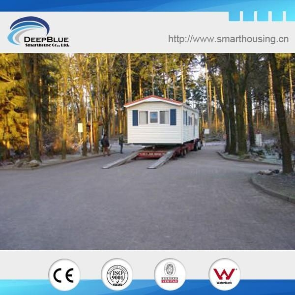 details of mobile house european exported mobile homes