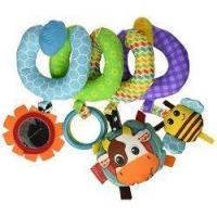 Best Infantino Spiral Activity Toy Blue by Infantino wholesale
