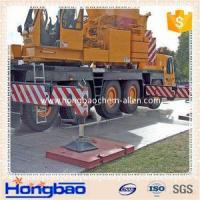 Best Non -slip board for strong construction crane pads/ temporary road protection outrigger pa wholesale