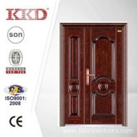 Quality Commercial series One and Half Iron Door KKD-310B for Entry Security wholesale