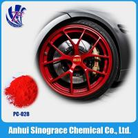 Polyester Chromium Powder Coating for Automobile Wheel PC-CP028