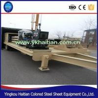 Best New Type Trapezoidal arch roof wall roll forming machine wholesale