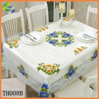 Best INDEPENDENT PVC TABLE CLOTH PVC Table Cover wholesale