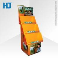 Good quanlity beautiful design tea bag cardboard display shelves Manufacturer