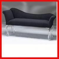 Best hot selling customized hot bending high polished clear acrylic sofa leg wholesale