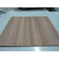 China Natural Sapele Fancy Plywood on sale
