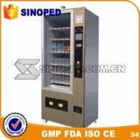 Fashion Multi-selections Beverage/soft drink vending machine for sale