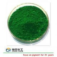 Best hot sale color pigments iron oxide green 5605 for paver wholesale