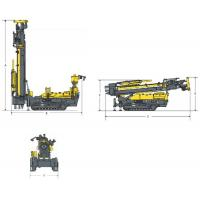 Buy cheap Underground core drill rig Explorac100 from wholesalers