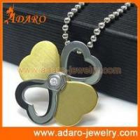 Best 316L stainless steel charm pendant for men and women wholesale