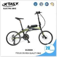 Best XTASY Chinese MINI folding electric bike wholesale