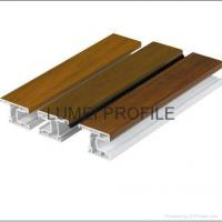 Lamination pvc plastic profiles