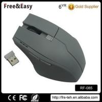 Promotional natural rubber aula gaming mouse rohs driver
