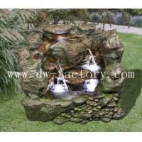Quality Classic Stone Grain  37'' Stacked Stone River Foutain Number: DW35019 wholesale