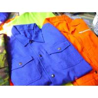 Buy cheap Retardant cotton cloth production from wholesalers