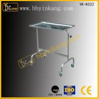 Best Stainless Steel Mayo Trolley wholesale