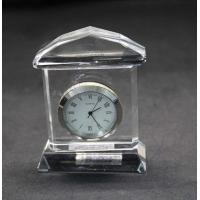 Buy cheap TR-0369 Product name:Crystal Clock from wholesalers