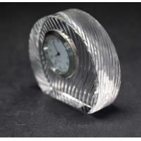 Buy cheap TR-0370 Product name:Crystal Clock from wholesalers