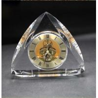 Buy cheap TR-0364 Product name:Crystal Clock from wholesalers