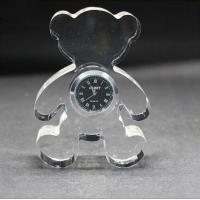 Buy cheap TR-0365 Product name:Crystal Clock from wholesalers