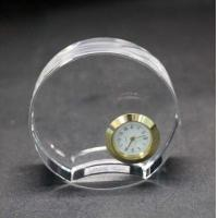 Buy cheap TR-0368 Product name:Crystal Clock from wholesalers