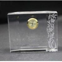 Buy cheap TR-0371 Product name:Crystal Clock from wholesalers