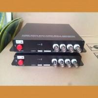 Buy cheap Four HD-CVI to Fiber Converter from wholesalers