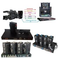 Buy cheap HD-SDI to Fiber Converter Home live link optical interface for ENG and OB vans from wholesalers