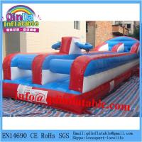 Best cheap exciting inflatable bungee run for sale wholesale