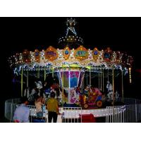 Best Carousels 24 seats carousel merry go round wholesale