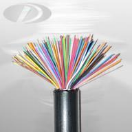Best communication cable HYA solid insulated non-filled communication cable wholesale